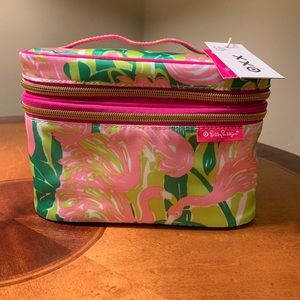 NWT Lilly Pulitzer for Target Makeup Travel Case